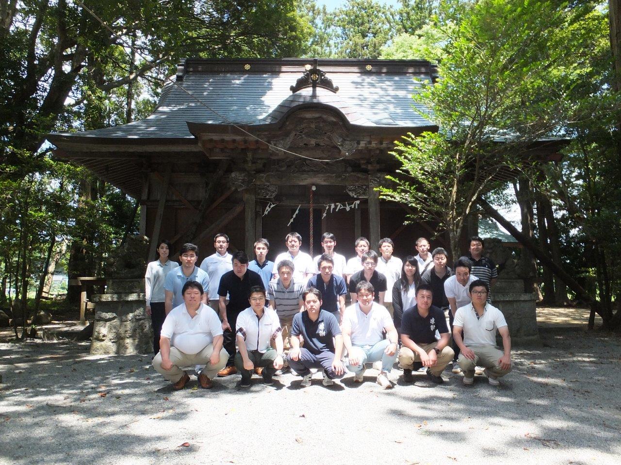 東京都神道青年会支援活動