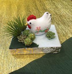 12月9日ブログ鳥緑