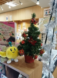 店舗クリスマス
