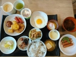 朝食@ドーミーイン岐阜駅前