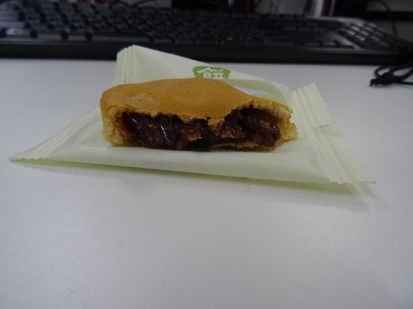 阿闍梨餅③
