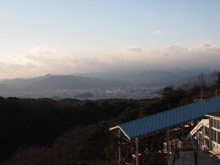 静岡市方面