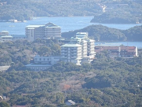 横山展望台④