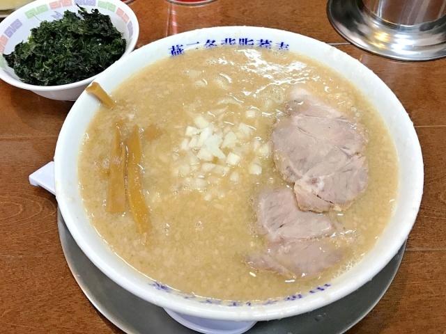 中華そば ぎと家 (10)