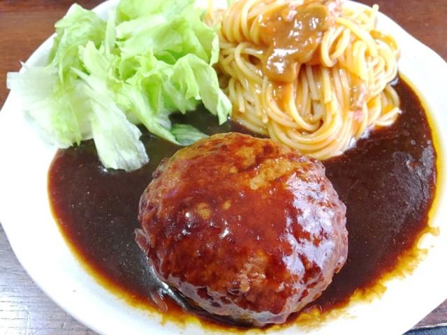 チーズインハンバーグ (1)