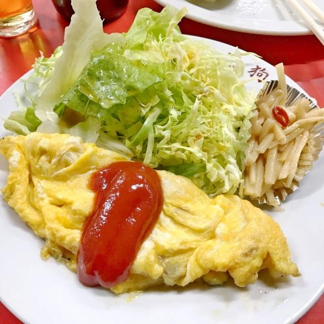 手打ちラーメン天狗 (8)
