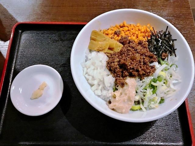 蕎麦ちばから (10)