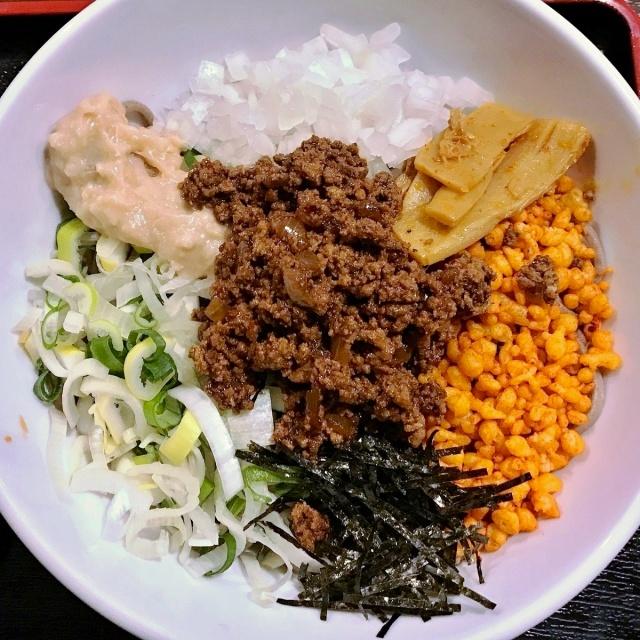 蕎麦ちばから (11)
