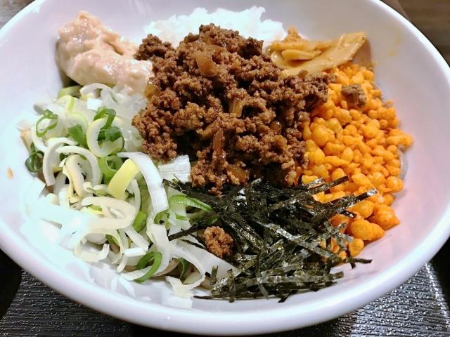 蕎麦ちばから (12)