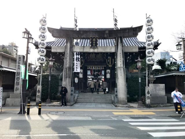 110 櫛田神社 (1)