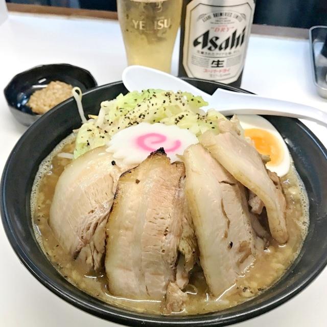 らーめん・つけめん 満帆 太田藤阿久店 (3)