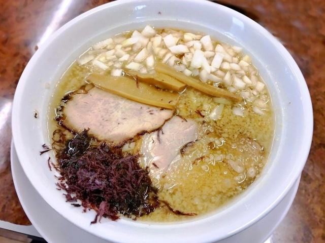 らーめん 勝 燕三条店 (9)