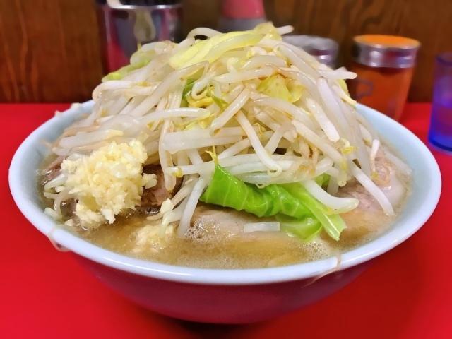ラーメン二郎 新潟店 (10)