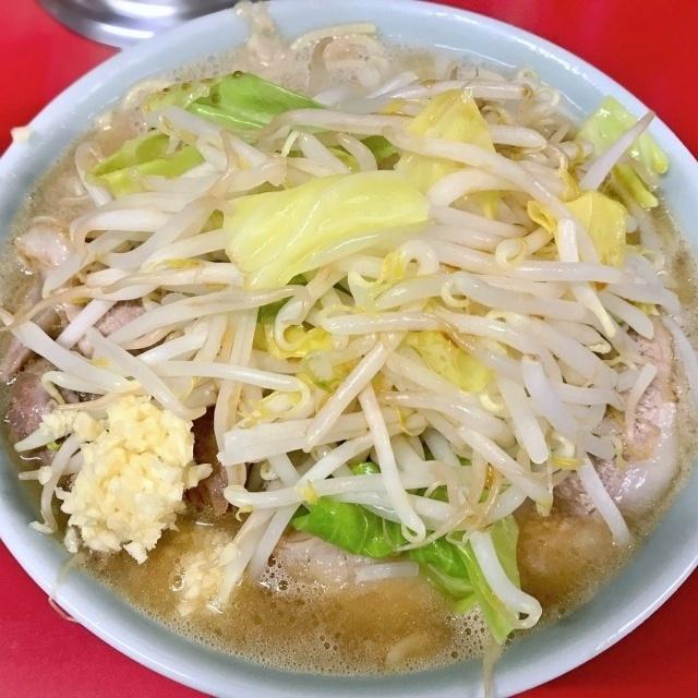 ラーメン二郎 新潟店 (11)