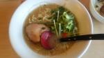 red heart kitchen 鶏白湯ラーメン 17.2.1
