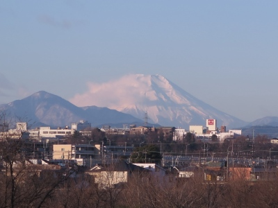 H290123富士山見えた-s