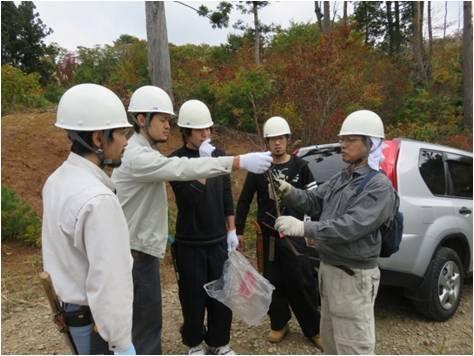 飛騨産業・除伐材活用