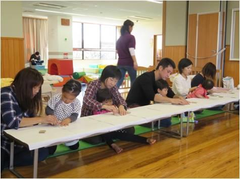 神戸木育教室・やすり1