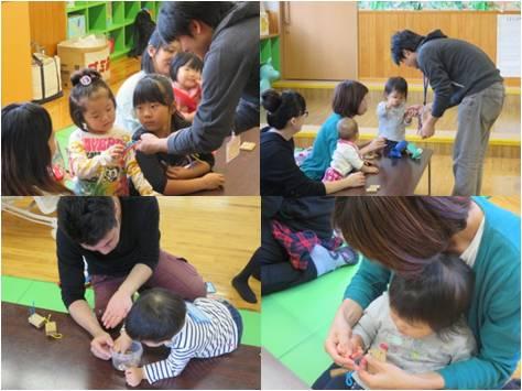 神戸木育教室・完成