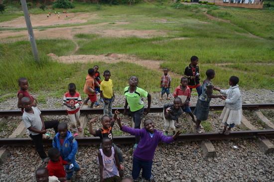 タンザニア タンザン鉄道(14)