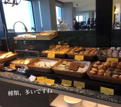 美味しそーなパンがいっぱい
