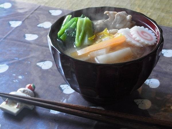 20170101お雑煮