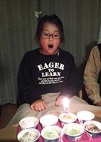 9歳誕生日3