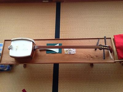 三味線 糸巻き (2)
