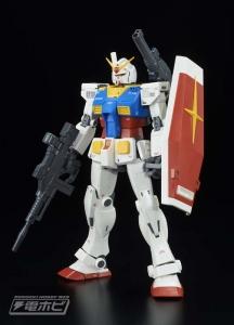MG RX-78-02 ガンダム(GUNDAM THE ORIGIN版)スペシャルエディション001
