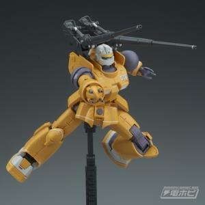 HG ガンキャノン機動試験型火力試験型006