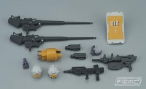 HG ガンキャノン機動試験型火力試験型007