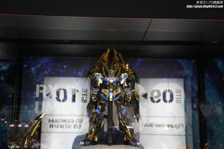 PG RX-0 ユニコーンガンダム3号機 フェネクス ガンプラEXPO ワールドツアージャパン 2016 WINTER01