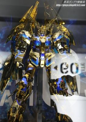 PG RX-0 ユニコーンガンダム3号機 フェネクス ガンプラEXPO ワールドツアージャパン 2016 WINTER06