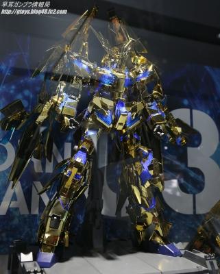 PG RX-0 ユニコーンガンダム3号機 フェネクス ガンプラEXPO ワールドツアージャパン 2016 WINTER04