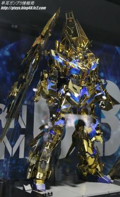 PG RX-0 ユニコーンガンダム3号機 フェネクス ガンプラEXPO ワールドツアージャパン 2016 WINTER03