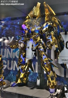 PG RX-0 ユニコーンガンダム3号機 フェネクス ガンプラEXPO ワールドツアージャパン 2016 WINTER10
