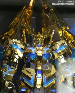PG RX-0 ユニコーンガンダム3号機 フェネクス ガンプラEXPO ワールドツアージャパン 2016 WINTER08