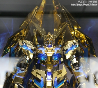 PG RX-0 ユニコーンガンダム3号機 フェネクス ガンプラEXPO ワールドツアージャパン 2016 WINTER07