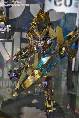 PG RX-0 ユニコーンガンダム3号機 フェネクス ガンプラEXPO ワールドツアージャパン 2016 WINTER14
