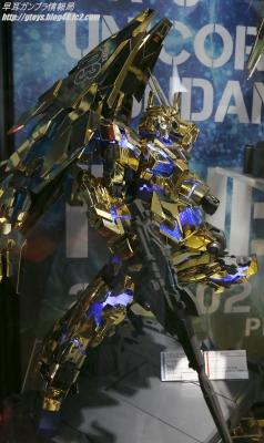 PG RX-0 ユニコーンガンダム3号機 フェネクス ガンプラEXPO ワールドツアージャパン 2016 WINTER12