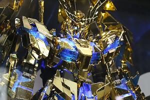 PG RX-0 ユニコーンガンダム3号機 フェネクス ガンプラEXPO ワールドツアージャパン 2016 WINTERt