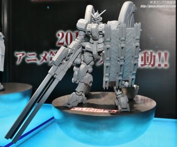 HG アトラスガンダム(仮)ガンプラEXPO ワールドツアージャパン 2016 WINTER02