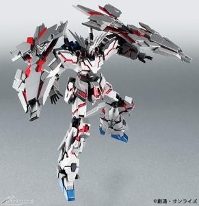 ROBOT魂 ユニコーンガンダム3号機 フェネクスtype RC デストロイモード (2)