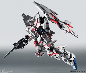 ROBOT魂 ユニコーンガンダム3号機 フェネクスtype RC デストロイモード (4)