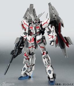 ROBOT魂 ユニコーンガンダム3号機 フェネクスtype RC デストロイモード (1)