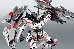 ROBOT魂 ユニコーンガンダム3号機 フェネクスtype RC デストロイモードt
