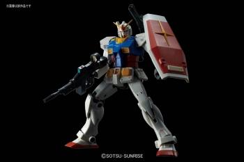 MG RX-78-02 ガンダム (GUNDAM THE ORIGIN版)スペシャルエディション1