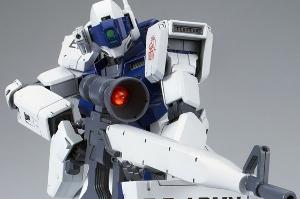MG ジム・スナイパーII(ホワイト・ディンゴ隊仕様)t