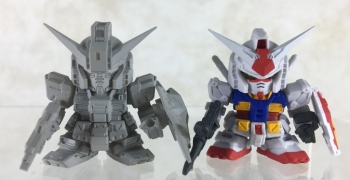 SDガンダムNEO 02 ガンダムTR-1[ヘイズル改]試作品2