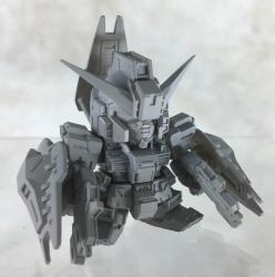 SDガンダムNEO 02 ガンダムTR-1[ヘイズル改]試作品1